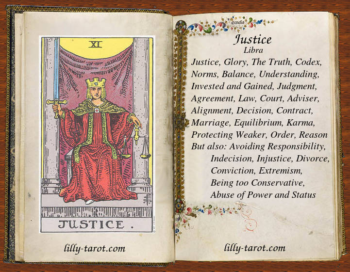 Justice in a Reading