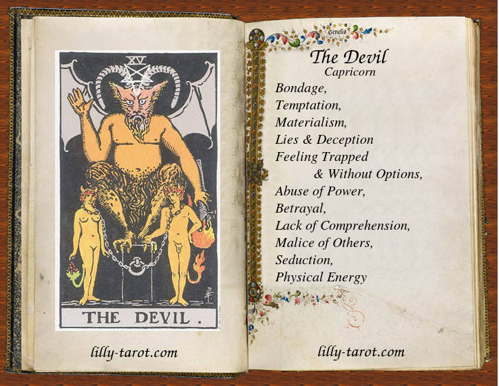 Meaning of The Devil