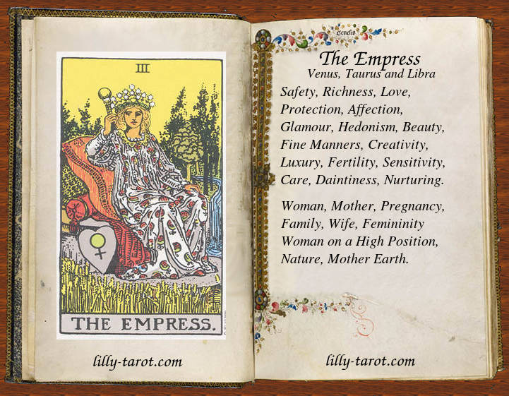 Meaning of The Empress