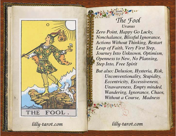 Meaning of The Fool