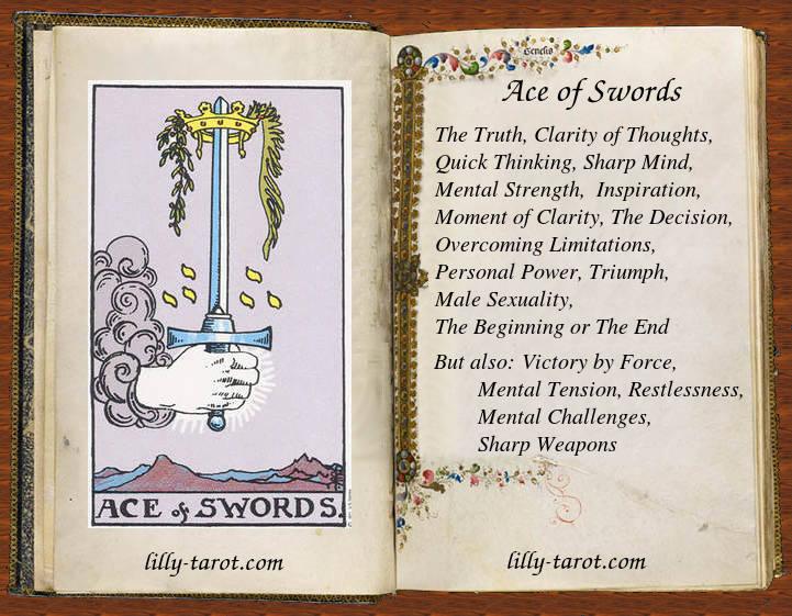Meaning of Ace of Swords