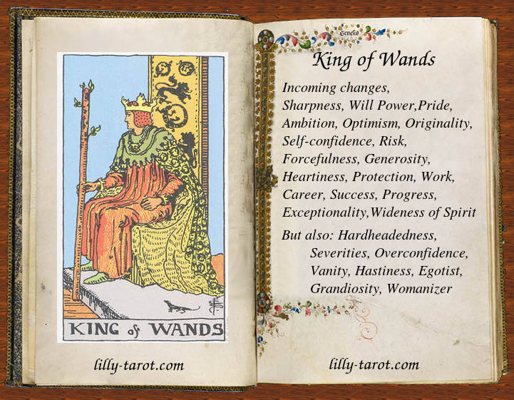 THE ST, TROS, & TAROT - Page 3 Wands-king