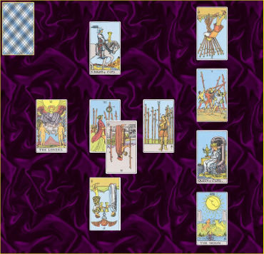 Pregnancy - Significant Tarot Cards and Combinations